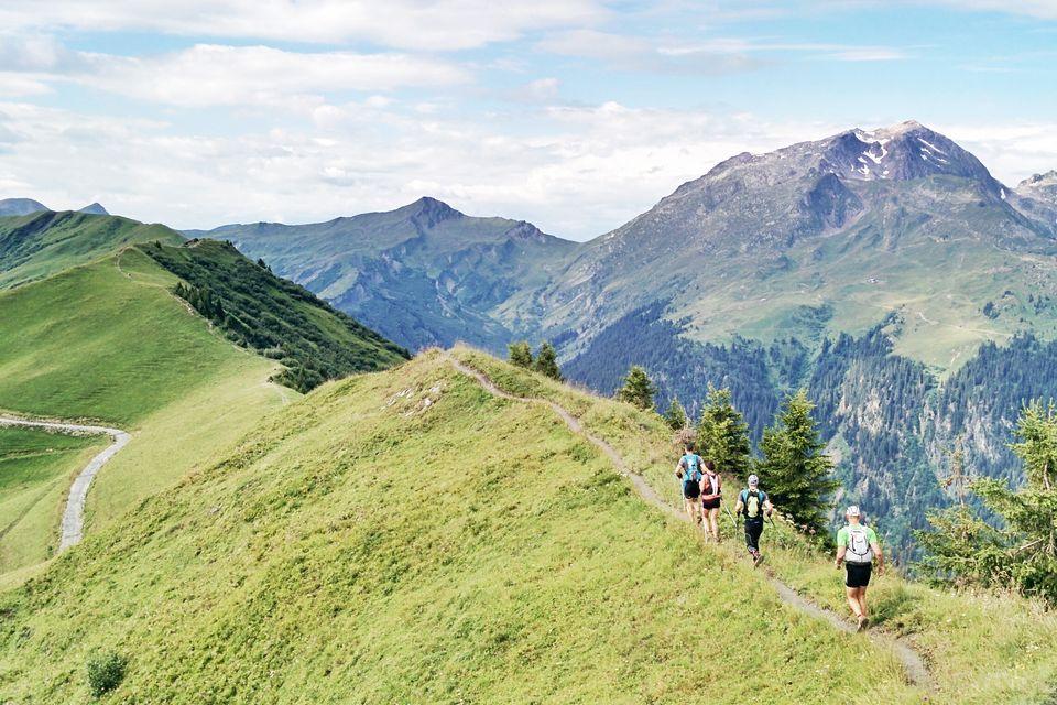 Trail de la Frison Roche